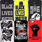Black Lives Matter HYBRID Case iPhone Galaxy S 3 4 5 6 7 8 SE C S Plus Edge Note