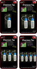 Blue PrecisionTip Glue Applicator Bottle Empty 15ml Ideal for Quilling -choose