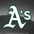 "Oakland Athletics Vinyl Decal Sticker MLB - 4"" and Larger Sizes - Glossy on Ebay"