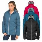 Trespass Sitka Padded Womens Casual Jacket Hooded Ladies Winter Warm Coat