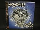 HOLY MOSES Reborn Dogs + 2 JAPAN MINI LP (Papersleeve) CD Temple Of The Absurd