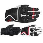 New Alpinestars Motorcycle Bike Racing Leather Celer Riding Gloves Size S-3XL
