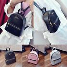 Hot Women Leather Backpacks Mini Travel Rucksack Handbags School Bag