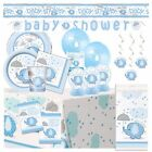 BLUE UMBRELLAPHANTS - Baby Shower Party Supplies,Decorations,Games,Banners,Boy