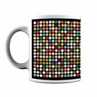 Ecstasy Pills MDMA Rave Party Class A Drugs Amphetamine Coffee Tea Cup Cafe Mug