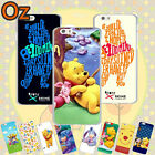 Pooh Cover for OPPO R9s, Quality Painted Case WeirdLand