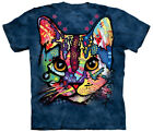 Patches The Cat Adult T-Shirt Tee