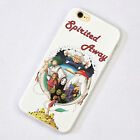 Studio Ghibli Spirited Away No Face Anime iPhone 6s 7 Case TPU Soft Free Ship 34