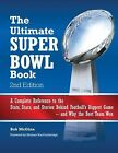 THE ULTIMATE SUPER BOWL BOOK A Complete Reference NEW HARDCOVER Shrinkwrapped