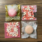 Romantic Cello Cellophane Wedding Party Favour Sweet Macaroons Gift Craft Bags