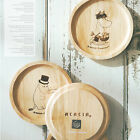 Moomin Wooden Tea Coffee Drink Cup Mug Glass Coaster Pad