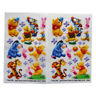 Disney Colourful Rub on Transfer Stickers - 2 Sheets - 7 Different Designs