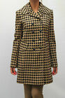 CAPPOTTO TWIN-SET SIMONA BARBIERI DONNA COAT ПАЛЬТО, T2A4YR BICOLORE AA