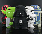 Cartoon Star Wars Silicon Case Cover For iPhone 6/6S Plus iPhone7 Plus $11.15 CAD