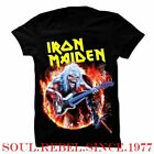 IRON MAIDEN PUNK ROCK BAND T SHIRT MEN'S SIZES