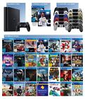Sony Playstation 4 / PS4 SLIM (1TB) - BUNDLE NACH WAHL (Games & Controller)