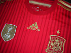 SPAIN Authentic Adidas SOCCER Jersey SIZE XL NEW WITH TAGS FIFA WORLD CUP