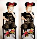 Newborn Infant Baby Girls Clothes T-shirt Tops+Pants Leggings Summer Outfits Set