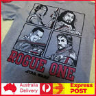 Mens Official Star Wars Rogue One Imperial Elite Death Trooper T Shirt Grey $19.99 AUD