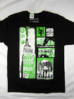 Zoo York NYC urban skate short sleeve Black t shirt men's choose A size