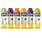 SIS GO CYCLING RUNNING SPORTS ISOTONIC ENERGY GEL SACHETS - 6 x 60 Grams