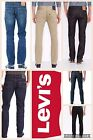Levi's 511 Slim Fit Stretch Jeans All Sizes ALL Colors Men's NWT Authentic