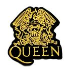 Queen Patch Sew On Iron Free Shipping Rock Band Embroidered Music Heavy Metal