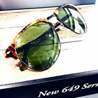 Persol PO 8649 victorflex UK sunglasses hand made crystal glass lens 100% UV