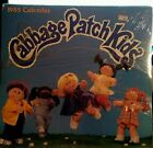Cabbage Patch Kids 1985 Calendar Mint Original Appalachian Artworks Sealed