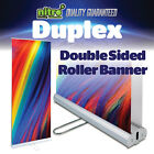 Superb Duplex Double Sided Roller Banner Roll Up/Pull Up Exhibition Stand