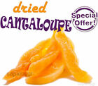 200g - 500g DRIED CANTALOUPE (7oz - 17.6oz) SNACK NATURAL FRESH FREE SHIPPING