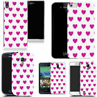 art case cover for various Mobile phones - cluster heart silicone