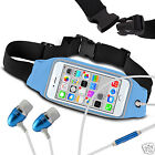 For Sony Xperia SP Running Fitness Sports Waistband Case & Handsfree