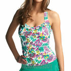 Freya Swimwear Girl Friday Halter Tankini Top Jade NEW 3612 NEW Select Size