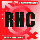 RED HERBAL COMPLEX 300mg GENUINE CAPSULES **MALE ENHANCEMENT** 1ST CLASS POST