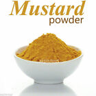 MUSTARD POWDER 40g - 190g (1.4 - 6.7oz)  GROUND BULK SPICE
