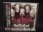 LORDI Monstereophonic Theaterror Vs.Demonarchy JAPAN CD Wanda Whips Wall Street