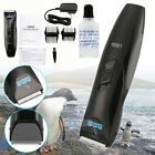 Pro Mute Electric Pet Dog Cat Fur Hair Cordless Clipper /Trimmer /Shaver /Oil Kit
