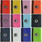 360 Rotating Smart Stand Magnetic Leather Case Cover For Apple iPad Mini 1 2 3