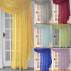 Voile clearance Scarfs 3 metre £3.75 & 5 metre £6 PLUS FREE POST NEW CREAM STOCK