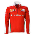 OFFICIAL Scuderia Ferrari Puma F1 Team Fleece Sweatshirt Jumper MENS - NEW