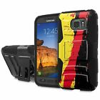 "AT&T [Galaxy S7 Active] Armor Case [KickStand] [Holster] [5.1"" Screen Guard] - G"