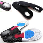 MEMORY FOAM UNISEX ORTHOPAEDIC SHOE INSOLES PADS TRAINER FOOT FEET COMFORT HEEL <br/> 13000+ Sold✔100%Satisfaction✔ Arch Support✔ NO Fatigue✔