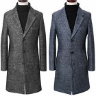 New Fashion Mens Luxury TM Bokashi Single Coat Blazer Jacket Jumper Outwear E007