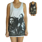 Unisex The Clash Joe Strummer Vest Tank Top Singlet Dress Sleeveless T-Shirt
