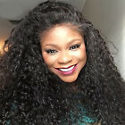 Lace Front/Full Lace Wigs Brazilian Deep Curly Remy Human Hair Wigs Baby Hair