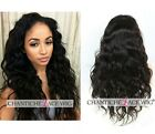 Brazilian Body Wave Human Hair Wigs Full Lace Front Remy Wigs For Black Women 6A