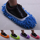 Lazy Dusting Cleaning Foot Cleaner Shoe Mop Slipper Floor Polishing Cover 1pc