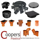 Underground Drainage - 320mm & 450mm Manhole bases & covers, gullies & hoppers