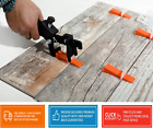 Tile Levelling Spacers and clips for Raimondi Levelling System 1.5mm Qty 2000